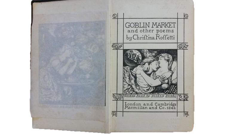 Goblin Market Frontispiece