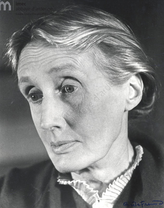 Virginia Woolf, London, 1939
