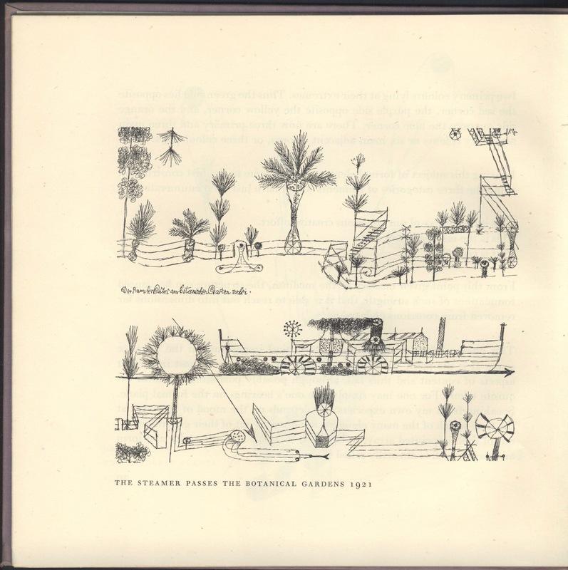 The Steamer Passes the Botanical Gardens, 1921. In <em>On modern art</em>.