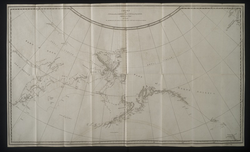 Chart of the Northwest Coast of America and the Northeast Coast of Asia