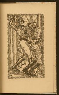 Glassco's<em>Venus in Furs</em>-<!--StartFragment--><span>Franz Buchholz illustration-Male/male sado-masochism.</span><!--EndFragment-->