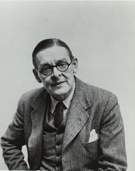 Portrait of T.S. Eliot