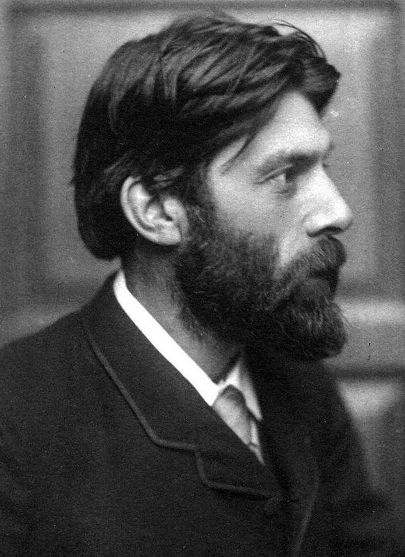 Portrait of Robert Bridges
