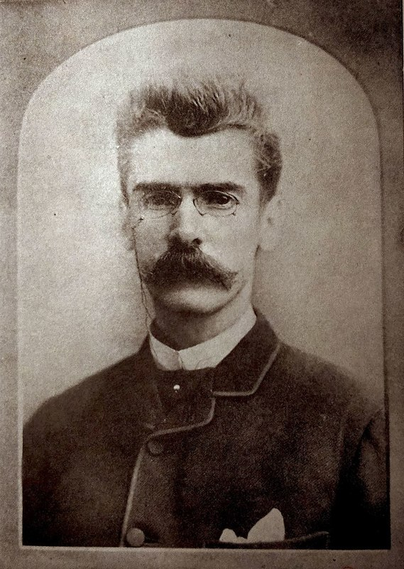 Portrait of Andrew W. Tuer