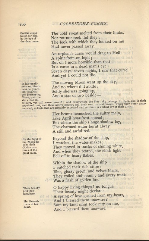 Coleridge, Poetical Works, Ancient Mariner