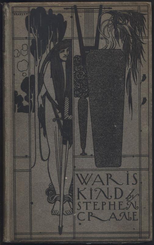 First Edition Cover of<em>War is Kind</em>