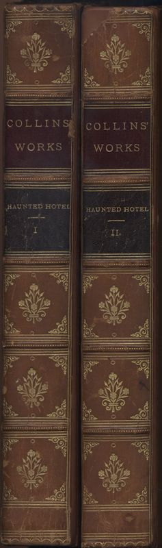 <em>The Haunted Hotel</em> - Cover