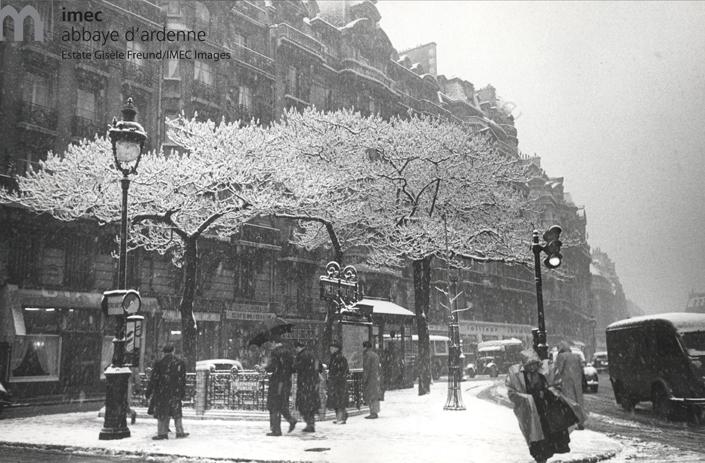 Metro Sevres-Babylone near Hotel Lutecia from where Joyce left Paris Dec. 24, 1940
