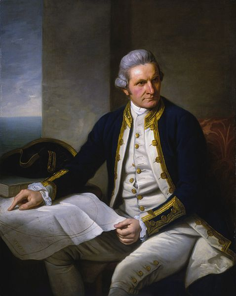 <em>Captain James Cook</em>