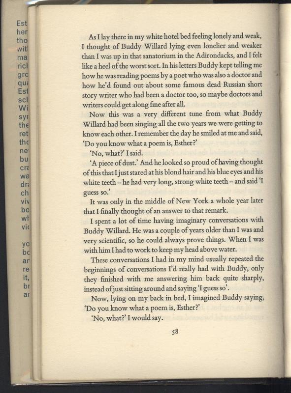 <em>The</em> <em>Bell</em> <em>Jar</em> Page 58