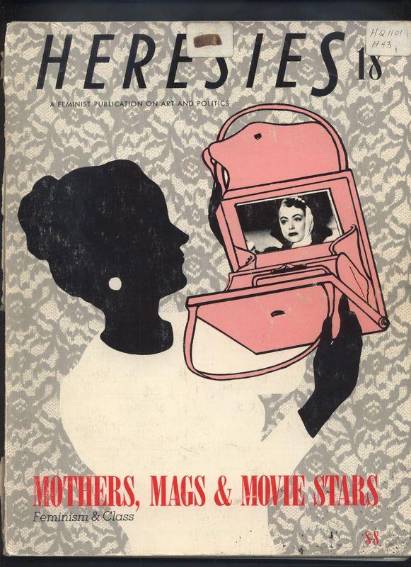 Cover of January 1986's<em>Heresies</em>
