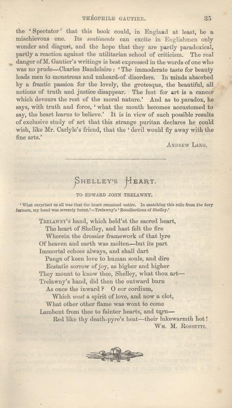 """""""Shelley's Heart"""""""
