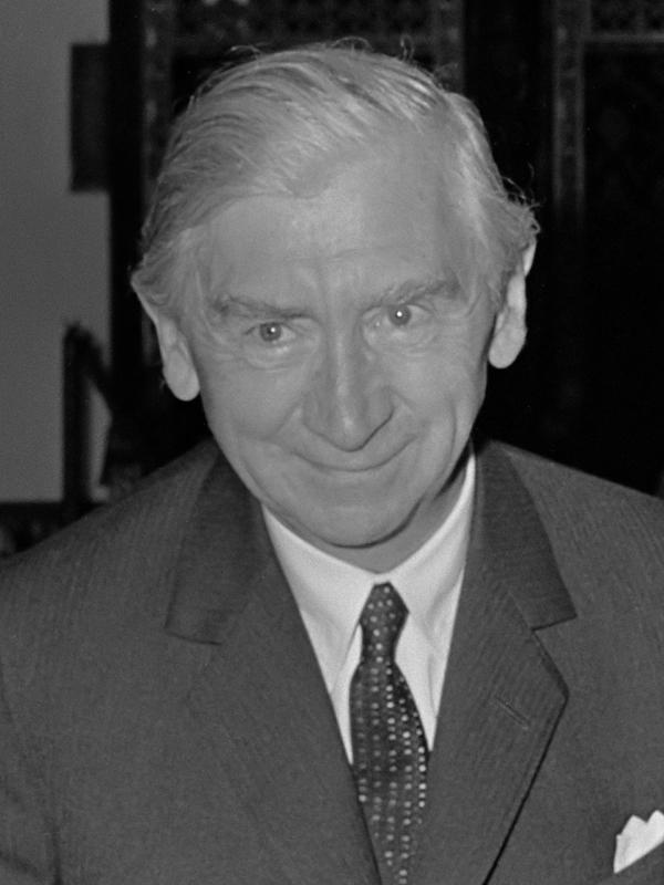 Herbert Read, 1966