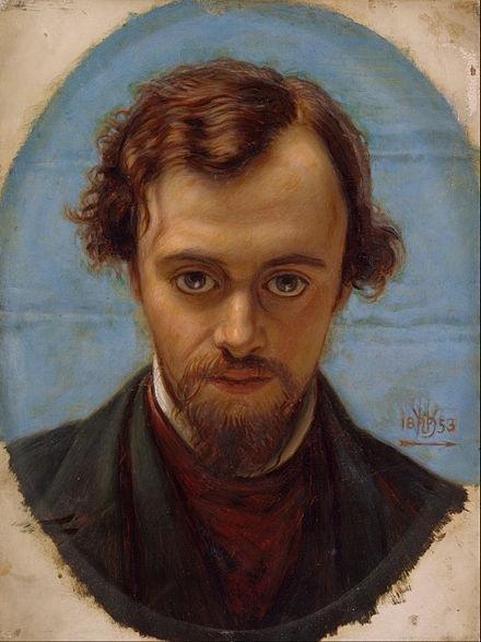 <em>Dante Gabriel Rossetti</em>