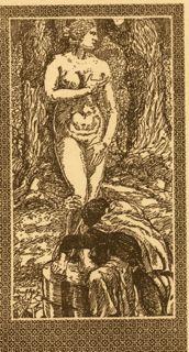 Glassco's <em>Venus in Furs</em>-Franz Buchholz illustration-Venus out of furs.