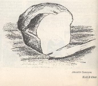 Elaborate bread drawing