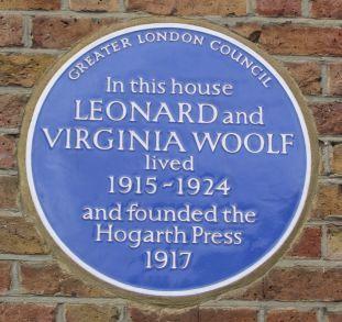 Hogarth House Plaque