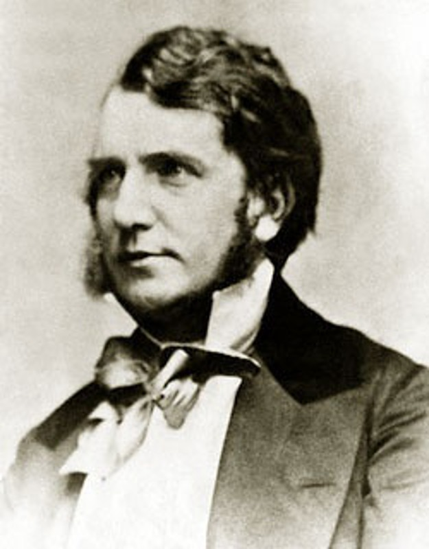Portrait of J. Sheridan Le Fanu