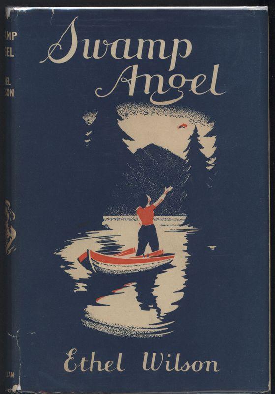 <em>Swamp Angel</em> First Edition Cover
