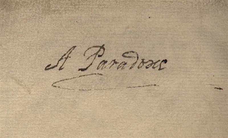 """Marginalia in Donne's <em>Biathanatos</em>: """"A Paradoxe"""""""