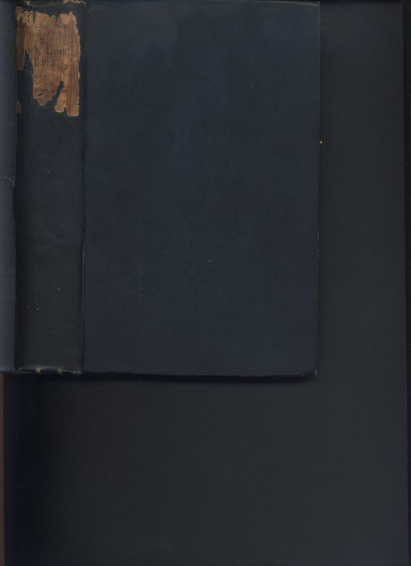 Coleridge, Poetical Works, Spine/Cover