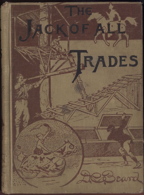 Cover for D.C. Beard's The Jack of All Trades