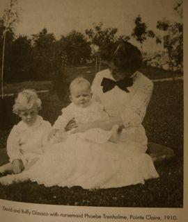 Glassco childhood photo