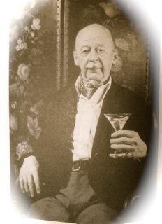 John Glassco, portrait, 1976