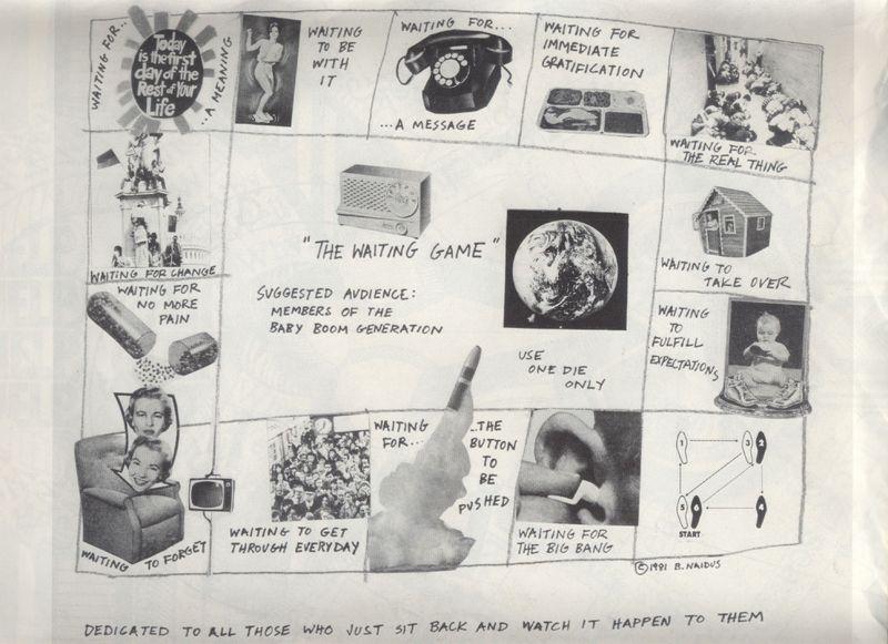 """June 1982's <em>Heresies</em>, """"The Waiting Game"""""""