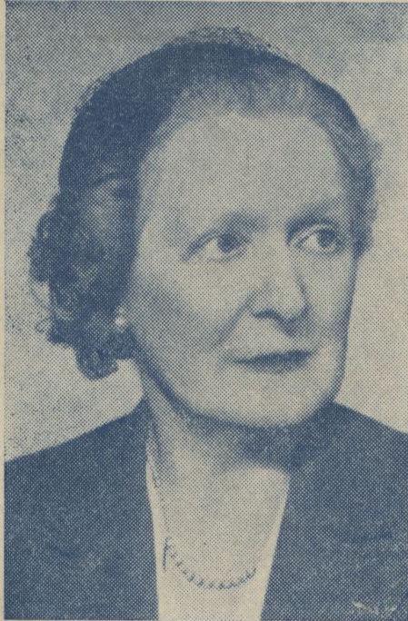 Author Portrait of Ethel Wilson