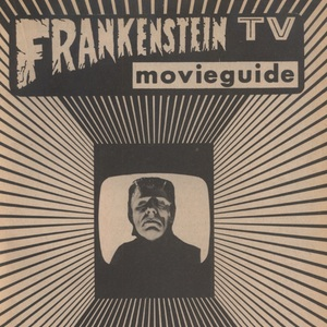 Castle of Frankenstein, Vol.5 No.4, Full Page Frankenstein TV Movie Guide Image