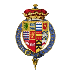 Coat of Arms of Sir John Dudley