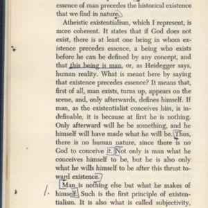 Robert Sward - 3rd Note, 1953