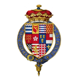 Coat of Arms of Sir Henry Grey - 1st Duke of Suffolk