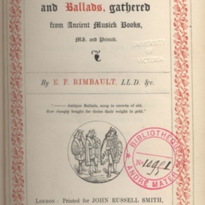 A Little Book of Songs and Ballads Title Page.jpg