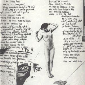 June 1982's Heresies, (fragment) poem