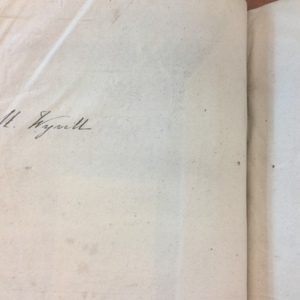 Marginalia in the first Book of Sir Walter Ralegh's History of the World