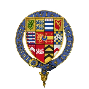 Coat of Arms of Sir Andrew Dudley
