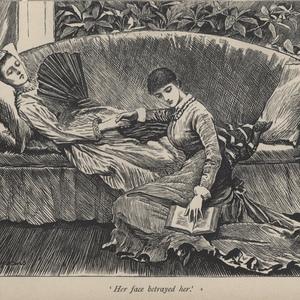 <em>The Haunted Hotel</em> - Illustrations