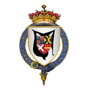Coat of Arms of Sir Francis Hastings