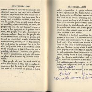 Robert Sward - 2nd Note, 1953