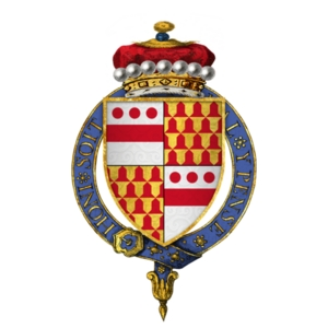 Coat of Arms of Sir Walter Devereux