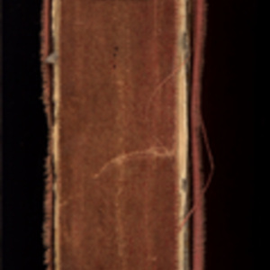 Gatherings and spine of<em>The Girl's Own Paper: Supplementary Volume</em>[1915]