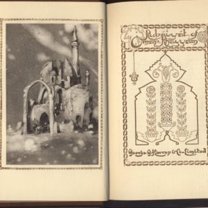 Illustration and Decorations Made by Willy Pogany for Fitzgerald\'s Rubaiyat Published by Spottswoode Ballantyne and Co.jpg