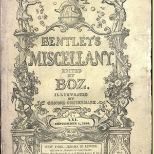 Bentley's Miscellany (front cover)