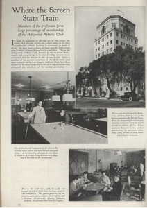 Photoplay. Vol. 6, No. 3., Actor Fitness Article