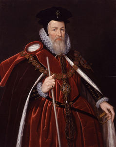 William Cecil - 1st Baron Burghley