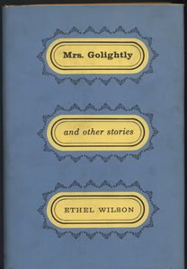 <em>Mrs. Golightly and Other Stories </em>First Edition Cover
