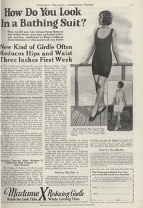 Photoplay. Vol. 6, No. 1. Bathing Suit Article