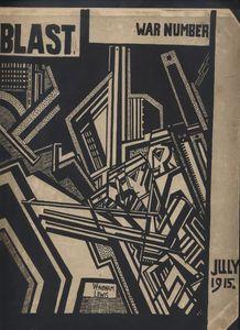 Cover of BLAST No. 2